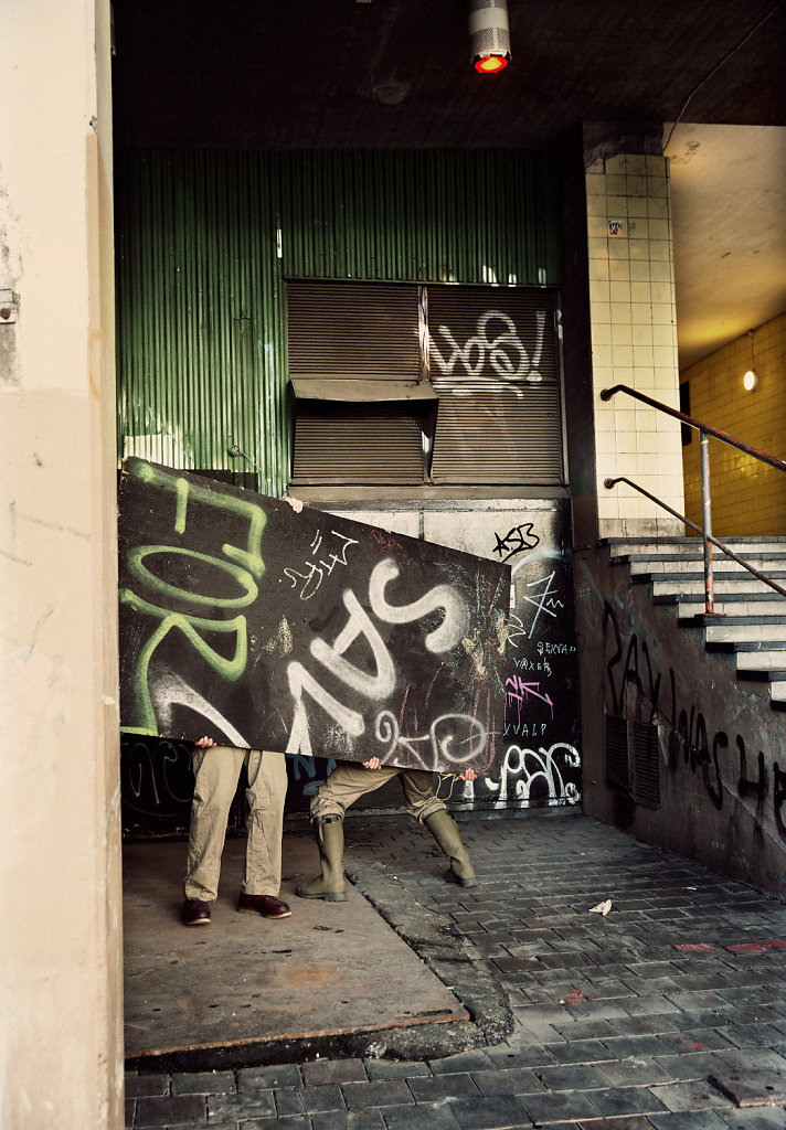 Requiem for slussen mvt 1 (2014)